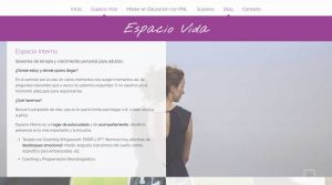 Diseño páginas web y Marketing para Terapeutas y Coaches