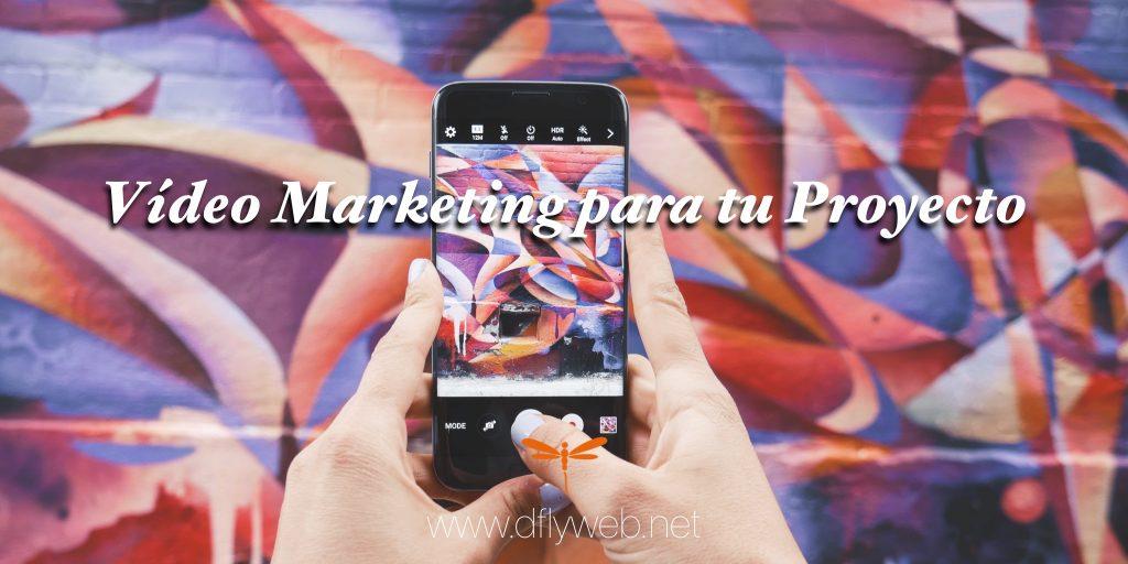 Diseño web y marketing para terapeutas Dflyweb.net Video Marketing para tu proyecto