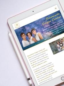 Diseño Páginas web para terapeutas