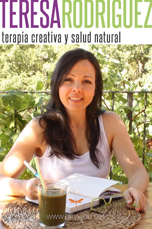 Diseño web y marketing para terapeutas Dflyweb.net Teresa Rodríquez Gestalt
