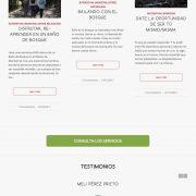 Diseño páginas web y Marketing para Terapeutas y Coaches