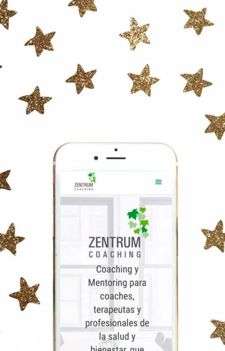 Marketing y Diseño Páginas web para terapeutas y coaches